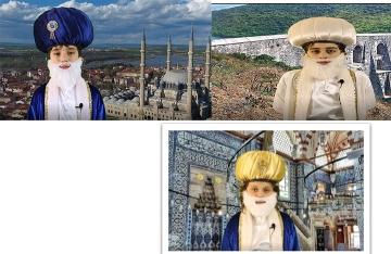 Ortaokul Öğrencilerimiz Mimar Sinan'ı Andı