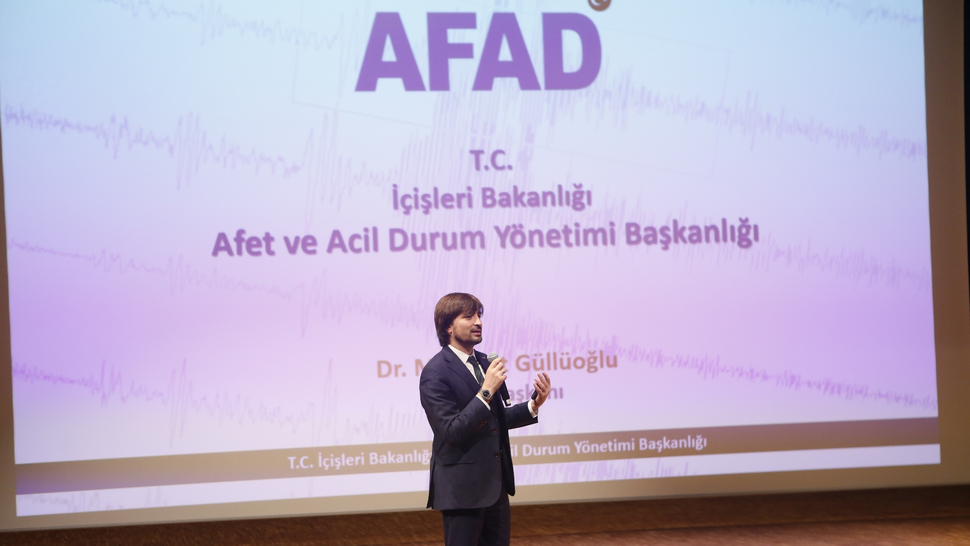 "AFAD President Güllüoğlu: ""We Should Take Precautions Instead of Fearing the Earthquake"""