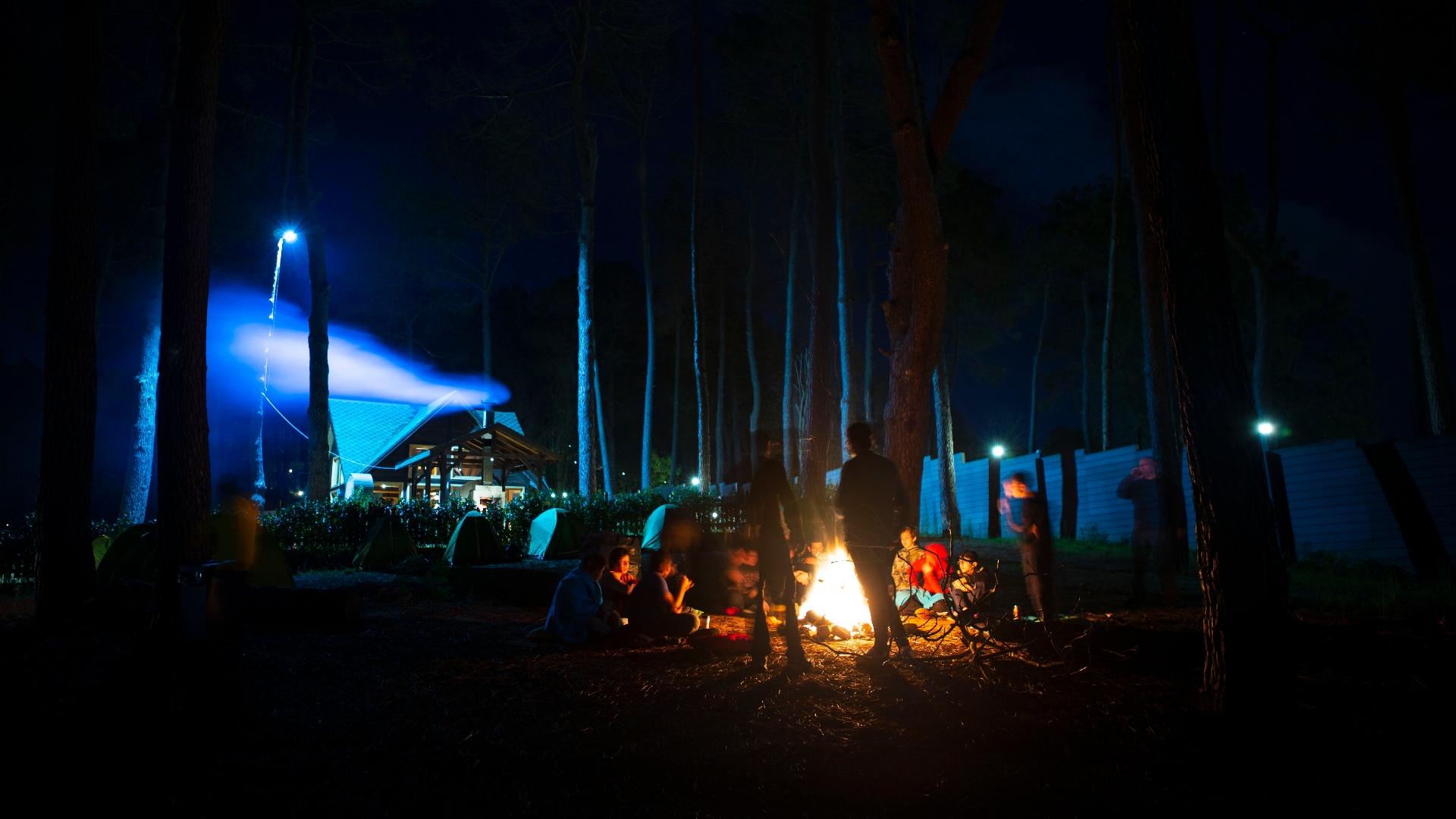 Beykoz Kampüsümüzde Gözlem Şenliği ve Kamp Gecesi!