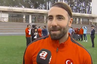 Türkiye Milli Ampute Futbol Takımı NUN Okullarındaydı