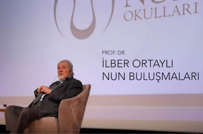 Professor Dr. İlber Ortaylı was at NUN Schools