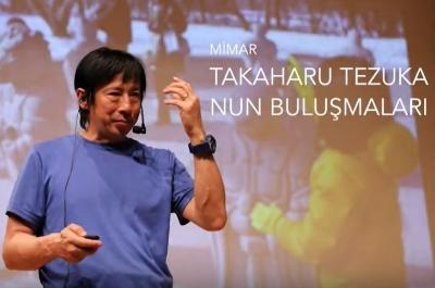 Mimar Takaharu Tezuka NUN Okullarındaydı