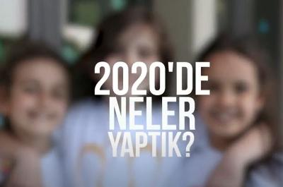 2020'de Neler Yaptık?