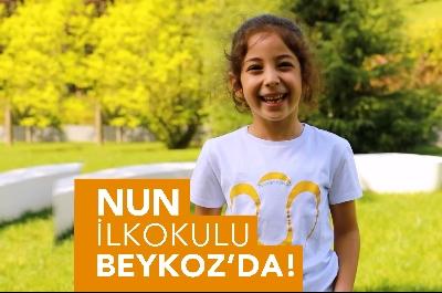 NUN Primary School Is In Beykoz!